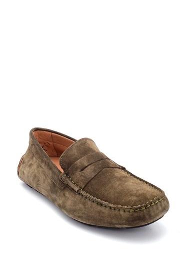 Derimod Erkek Loafer(8006) Casual Yeşil